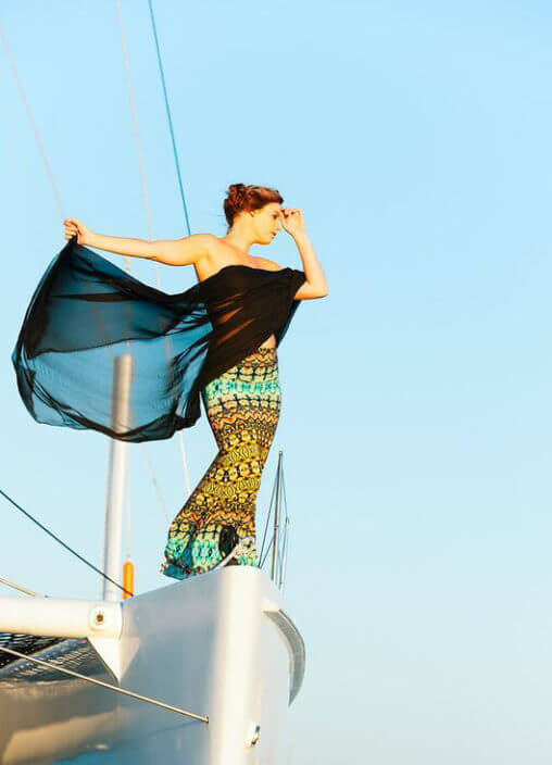 Siren Skirts Sustainable Eco Friendly Slow Fashion Luxury Brand